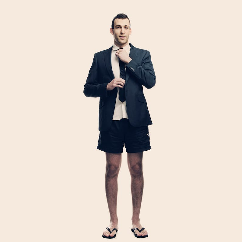 Image of the event 'Michael Shafar - All New at Sydney Fringe Comedy'