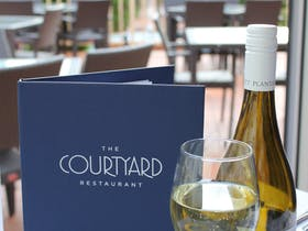 The Courtyard Restaurant