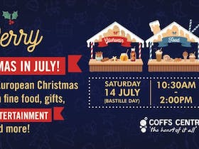 Christmas In July Christmas Market and Kids Fun Day