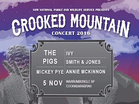 Crooked Mountain Concert