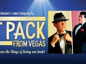 The Rat Pack From Vegas Ettalong Beach