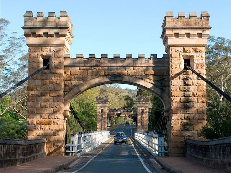 Hampden Bridge Today