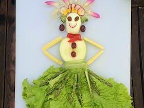 Edible Art for Children