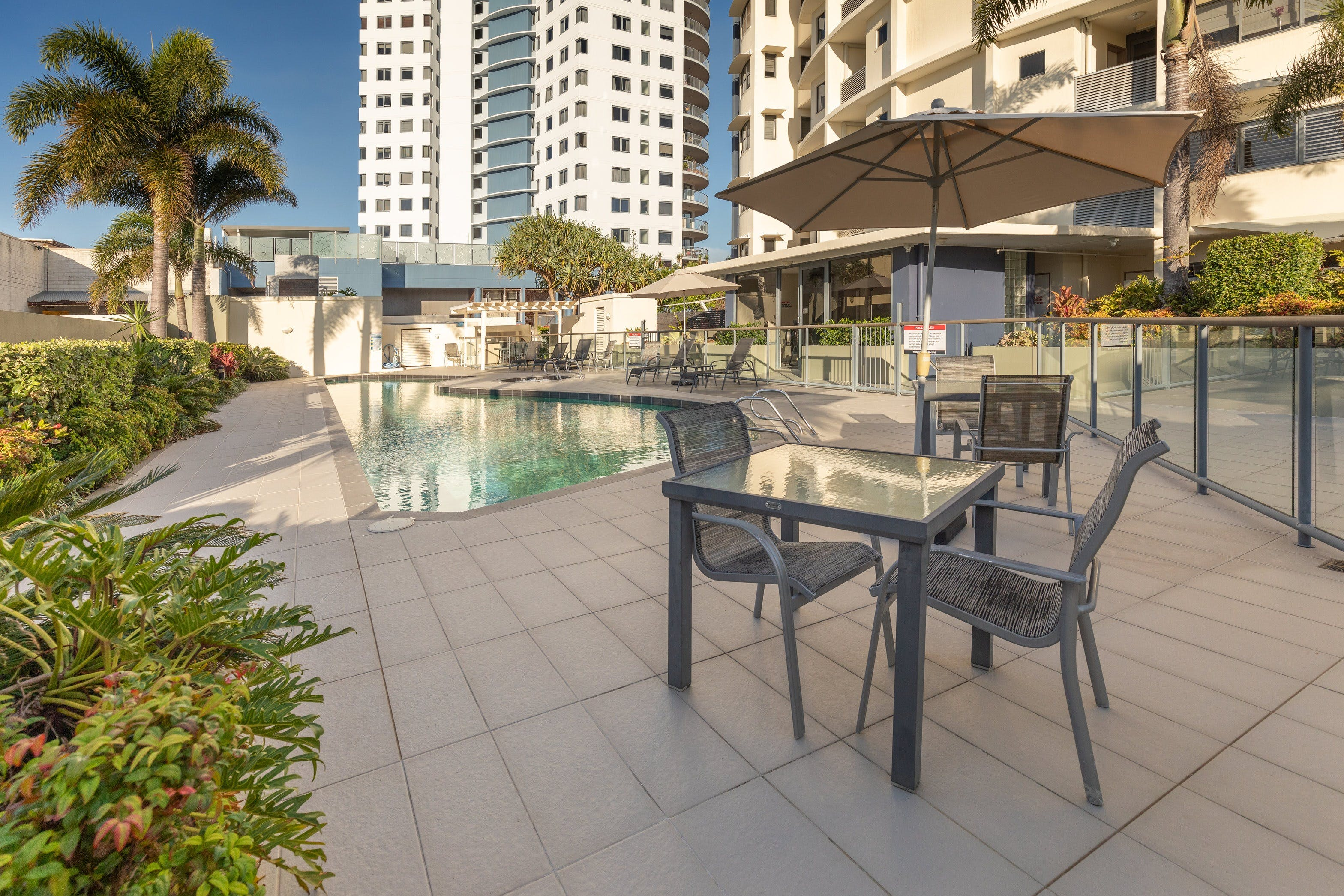 The Waterford Prestige Apartments