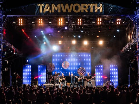 <span>Toyota Country Music Festival Tamworth</span>