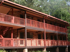 One of Our Guest Buildings at Mangrove Yoga