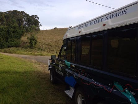 Hunter Valley  Safaris