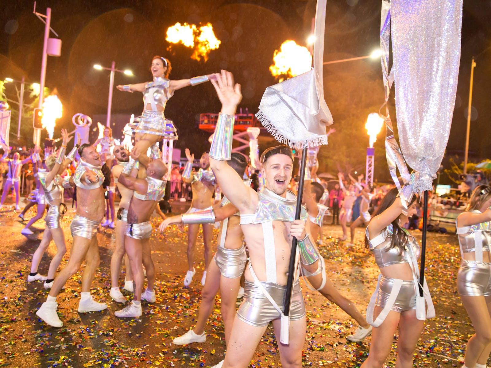 Image for Sydney Gay and Lesbian Mardi Gras