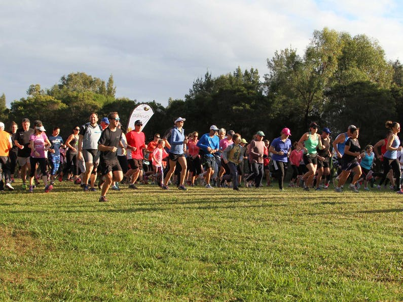 Image of the event 'Penrith Lakes Parkrun'