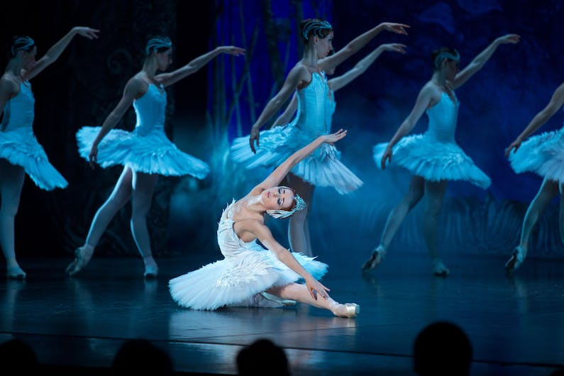 Image of the event 'Swan Lake – Imperial Russian Ballet Company'