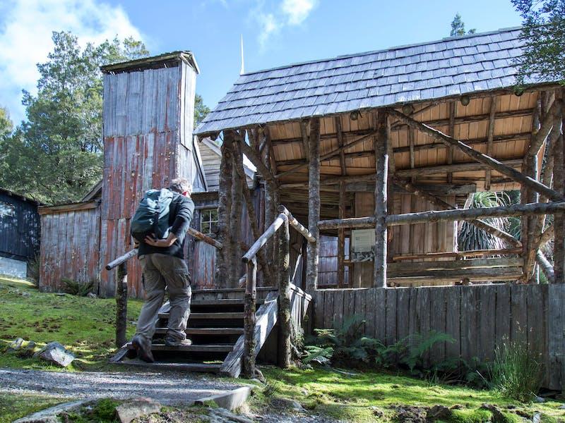 Waldheim Cabins