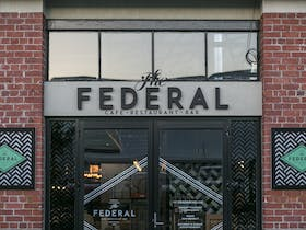 The Federal Cafe, Restaurant and Bar