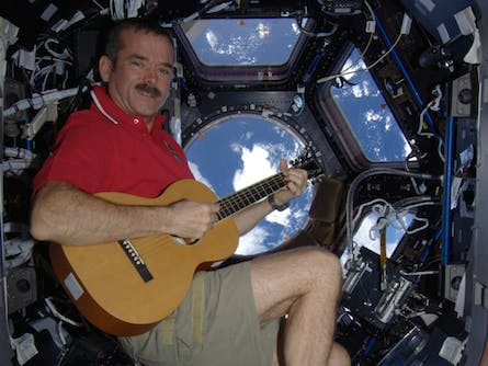 Chris Hadfield - Live on Stage
