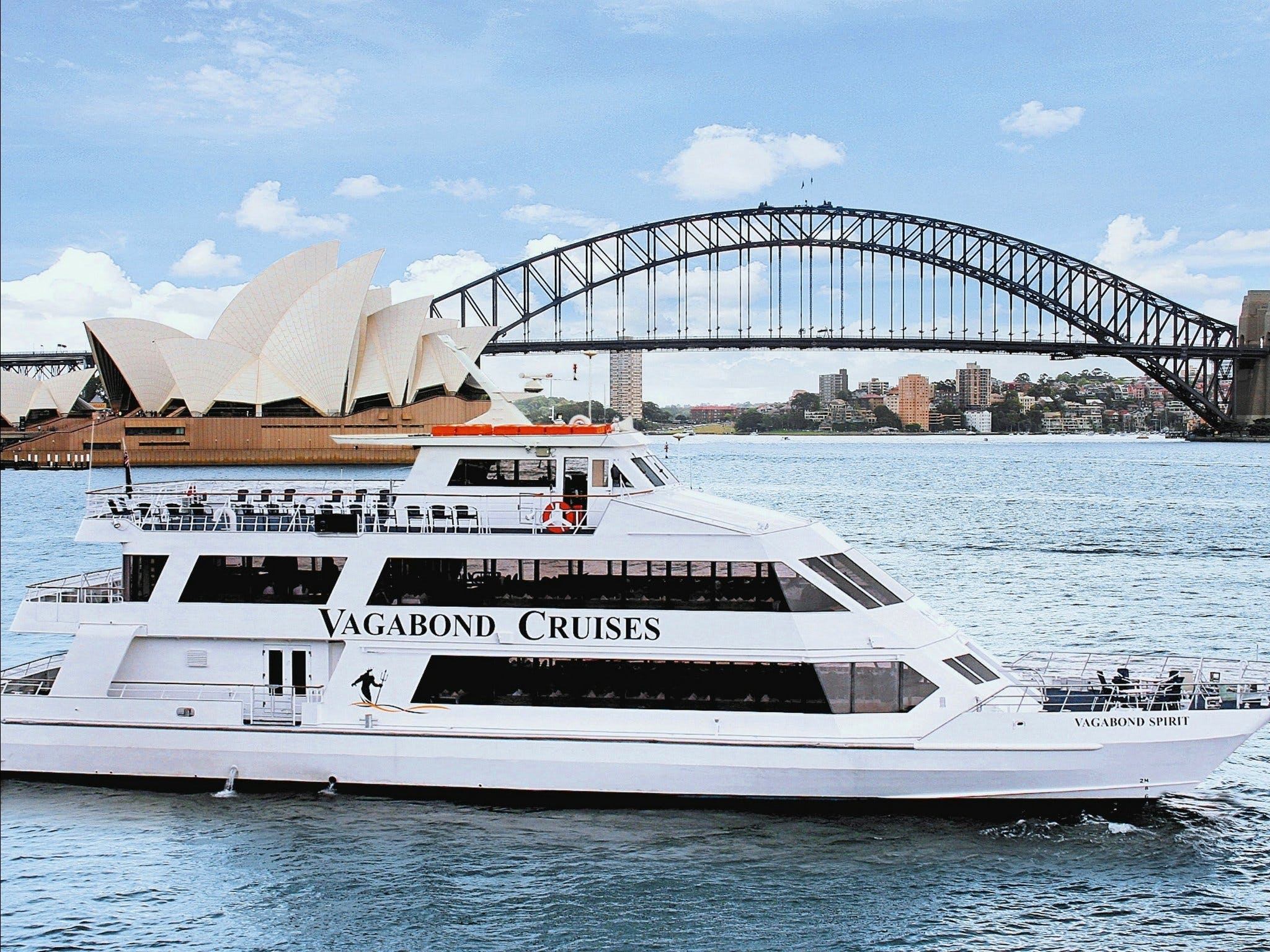 Sydney Harbour Seafood And Carvery Lunch Cruise With