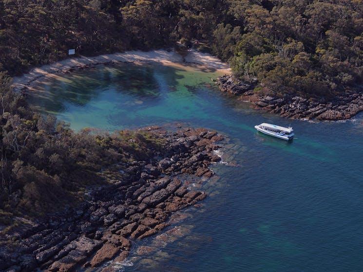 Honeymoon Bay Jervis Bay