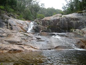 Mumbulla Creek Falls Picnic Area