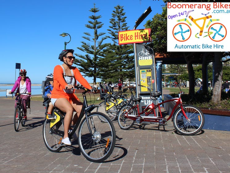 Safe bike paths for all ages