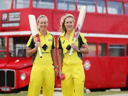 Commonwealth Bank Women's Ashes Australia v England - Coffs Harbour