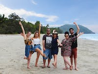Cape Tribulation beach on Jungle Tours and Trekking Cape Tribulation Tour