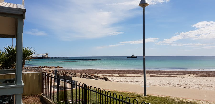 Wallaroo Beachfront Tourist Park