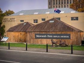 Mawson's Huts Replica Museum