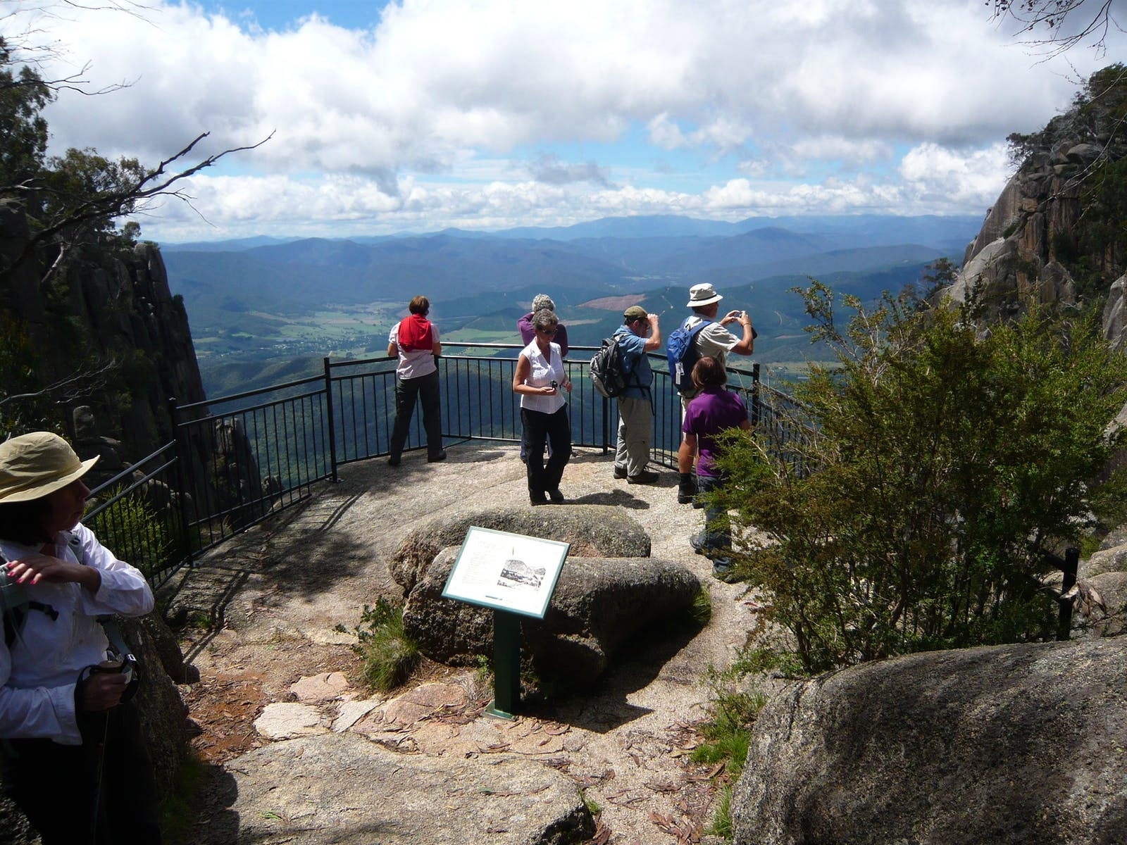 Image for Hedonistic Hiking's Mount Buffalo Hike and Picnic