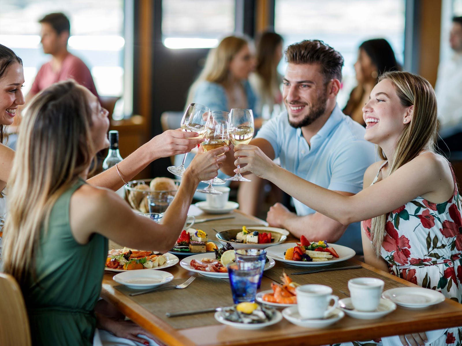 Image for Top Deck Lunch Cruise