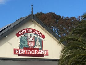 Min Palace Chinese and Thai Restaurant