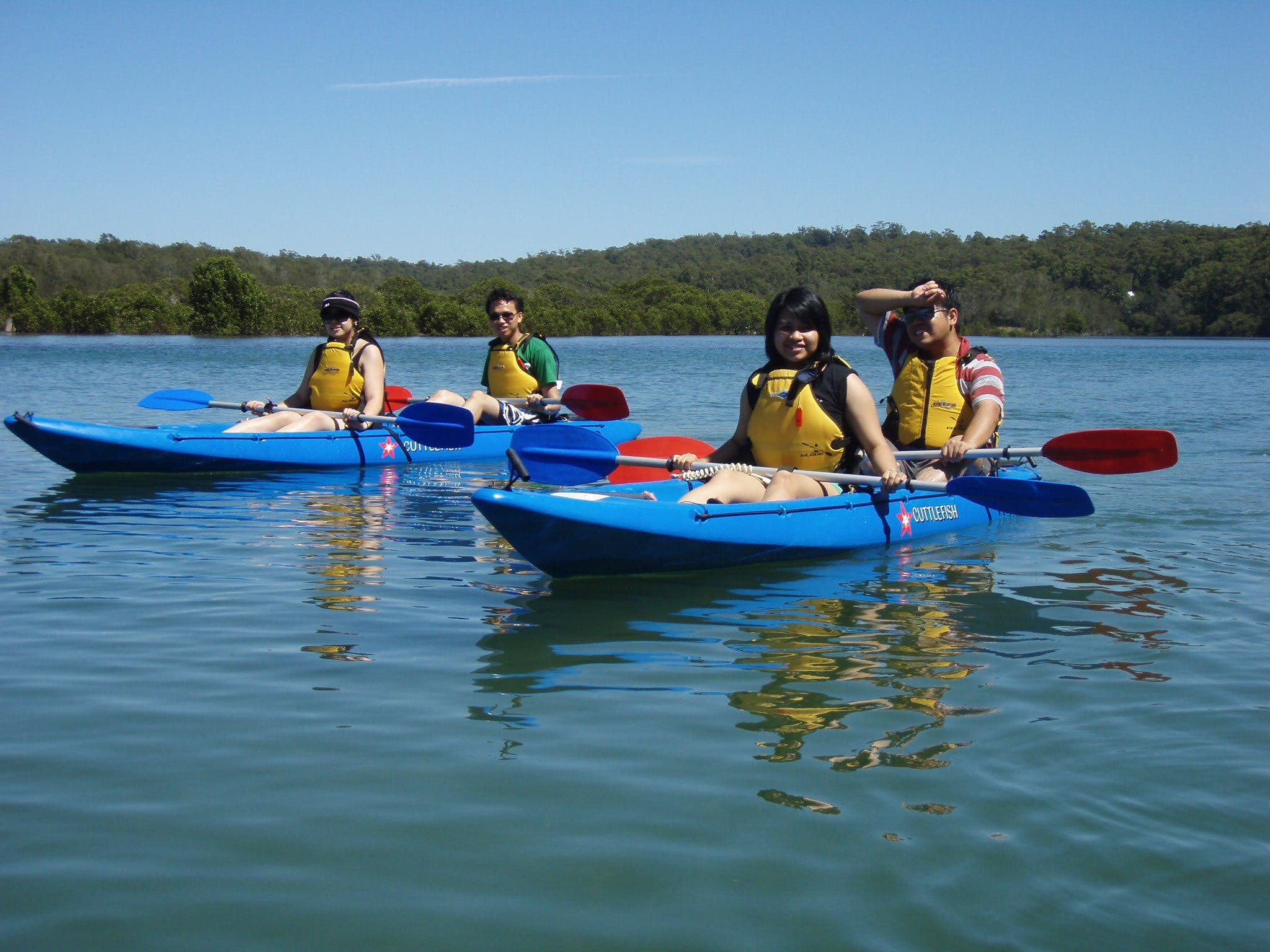 Kayak Hire daily in Tomakin NSW