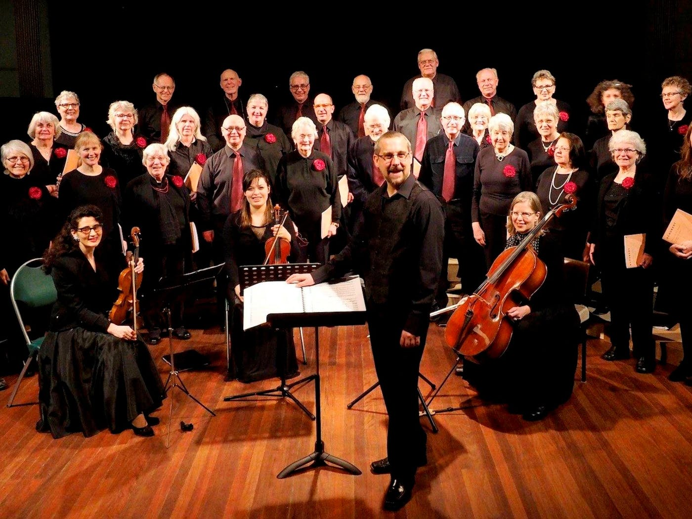 Phoenix Choir Christmas Concert at Katoomba