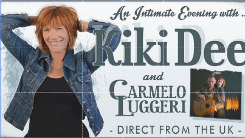 Image of the event 'Kiki Dee and Carmelo Luggeri Wyoming'