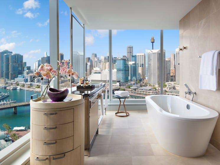 Sofitel Sydney Darling Harbour Bedroom Image