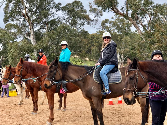 Women Only Hahndorf District Trail Ride and Lunch