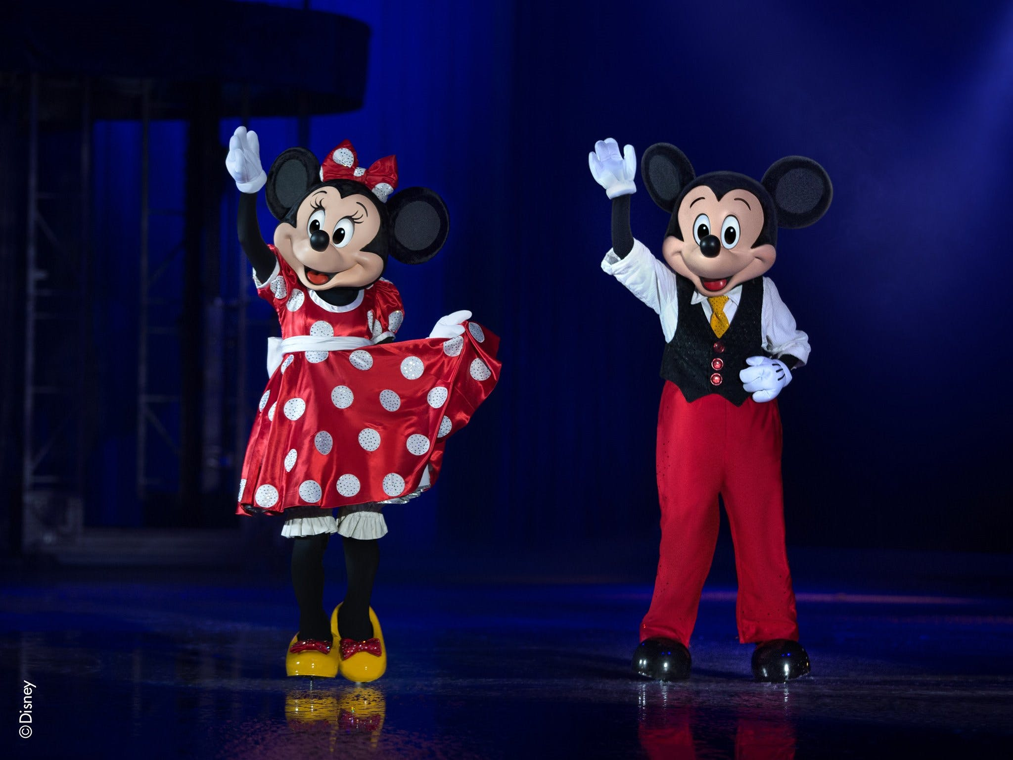 Image for Disney on Ice Celebrates Mickey & Friends