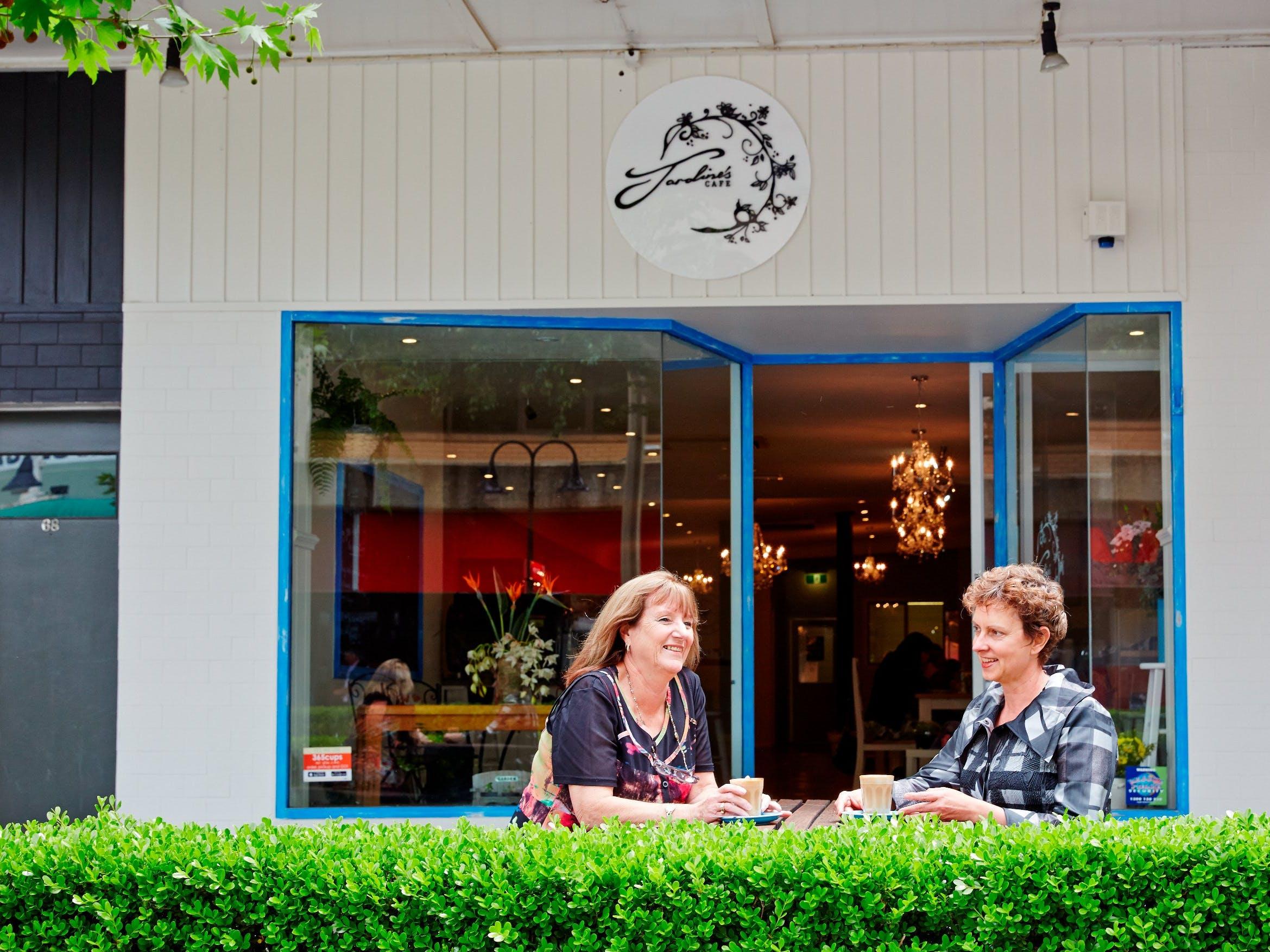 Image: Jardine's Café