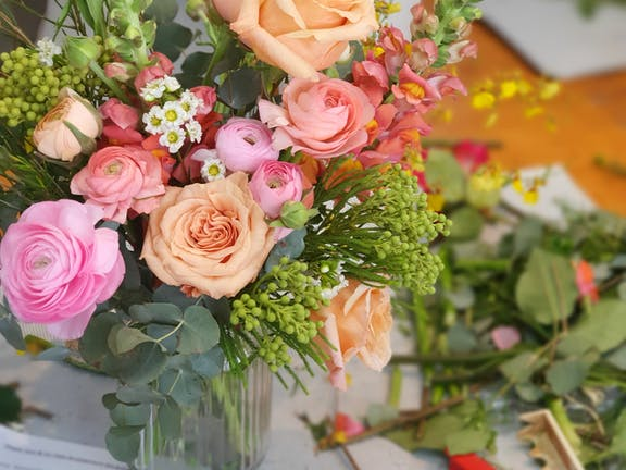 Fun Floral workshops for beginners