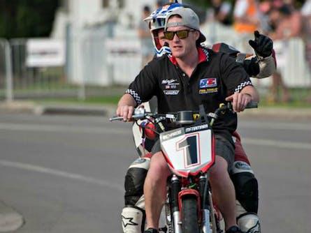 Australian Postie Bike Grand Prix