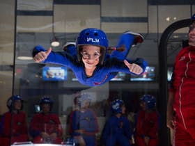 iFLY Indoor Skydiving - Ages 3-103