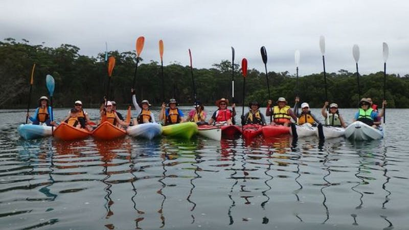Splash Kayaking  Group - Guided Tours & Lessons