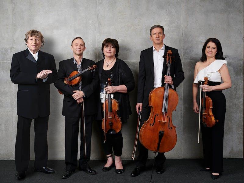 Image for Goldner String Quartet & Piers Lane