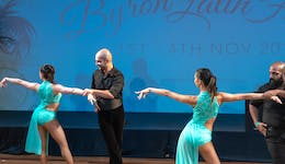 Image of the event '14th Edition Byron Latin Fiesta'