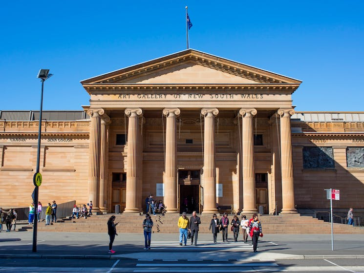 Art Gallery of NSW exterior