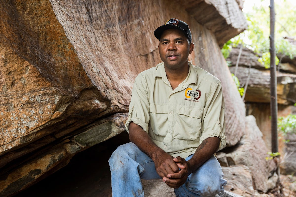 Normanby Station Cooktown Queensland Aboriginal Tour tour guide