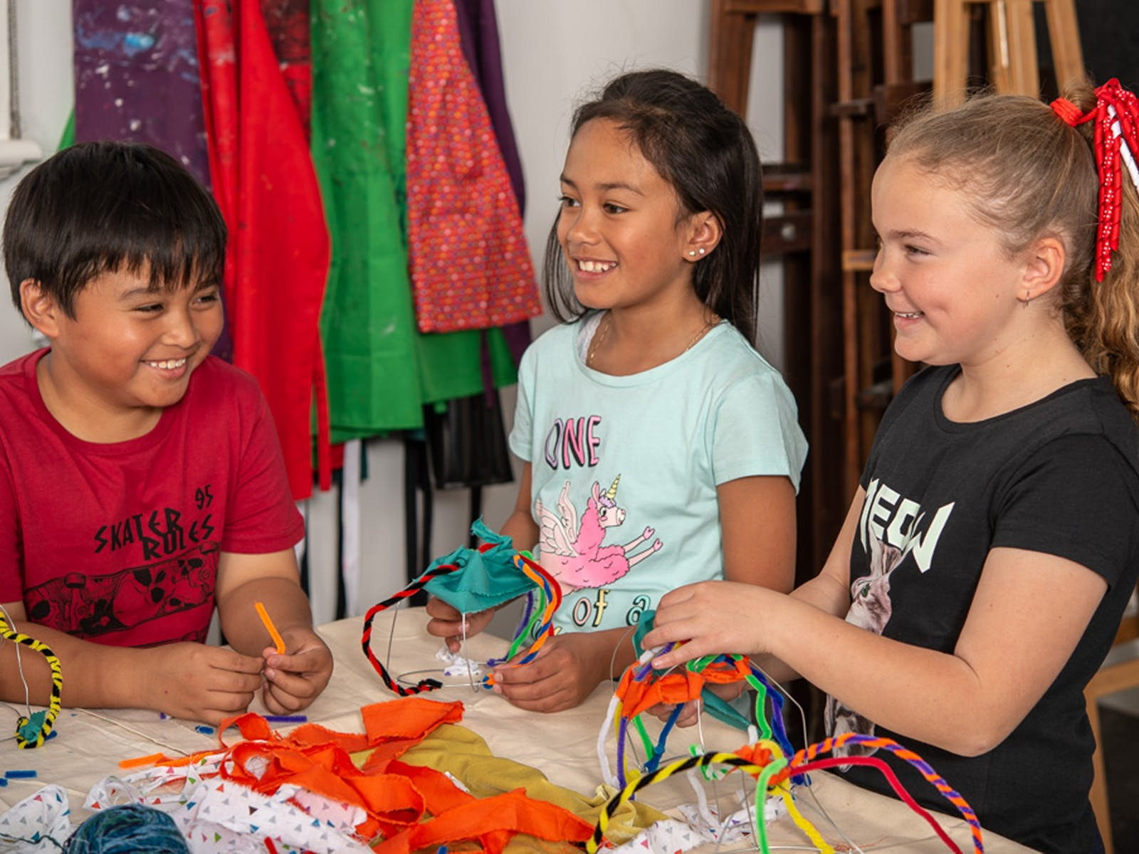 Image for School Holiday Art Camps at MAMA