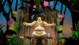 Image of the event 'Shrek and Princess Fiona have been found!'