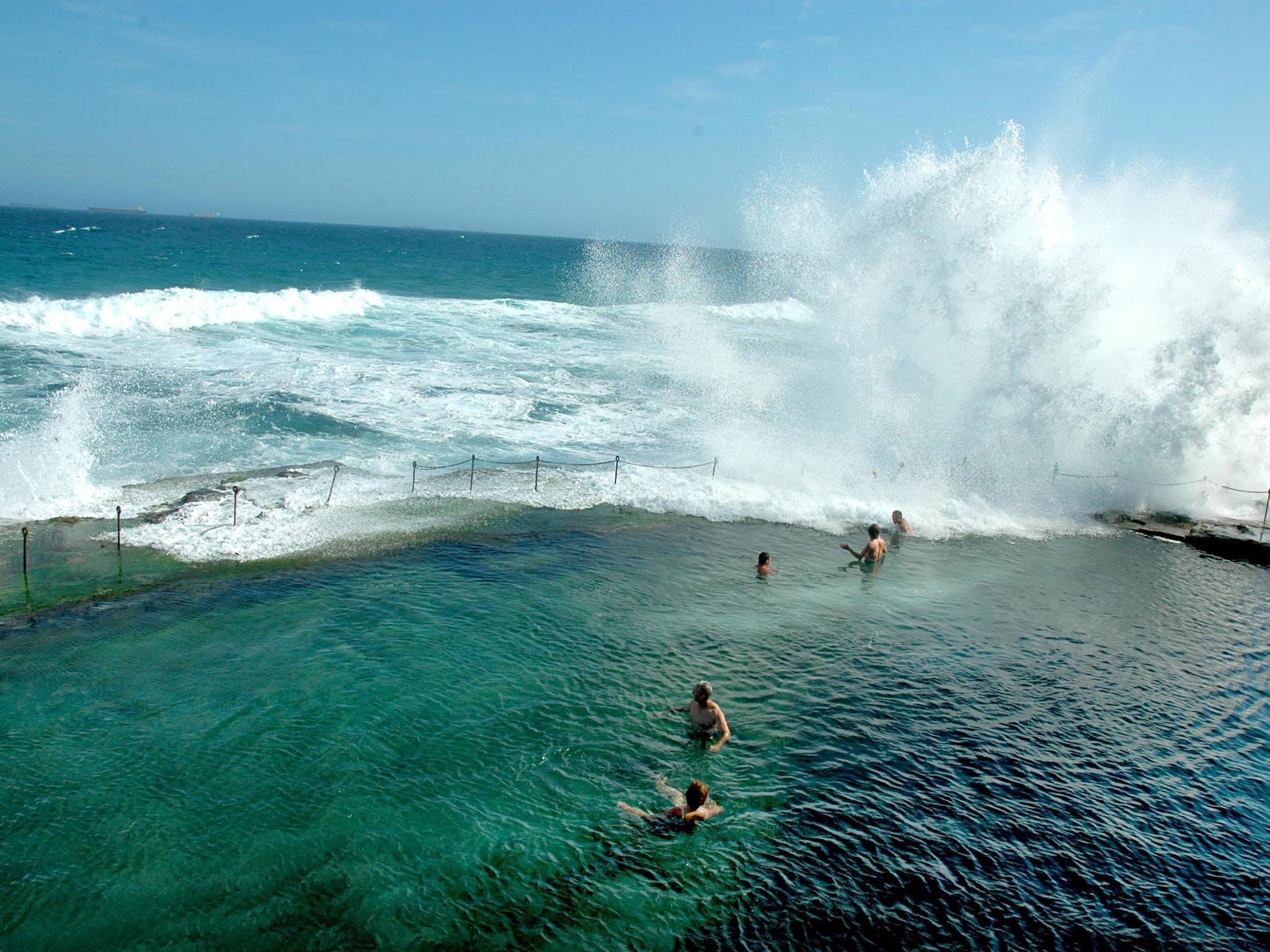 The Bogey Hole The Bathers Way