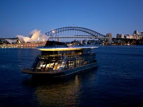 New Years Eve Cruise on Sydney Harbour