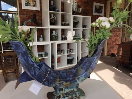 Hillgrove Pottery Studio and Gallery - open studio weekend and sale