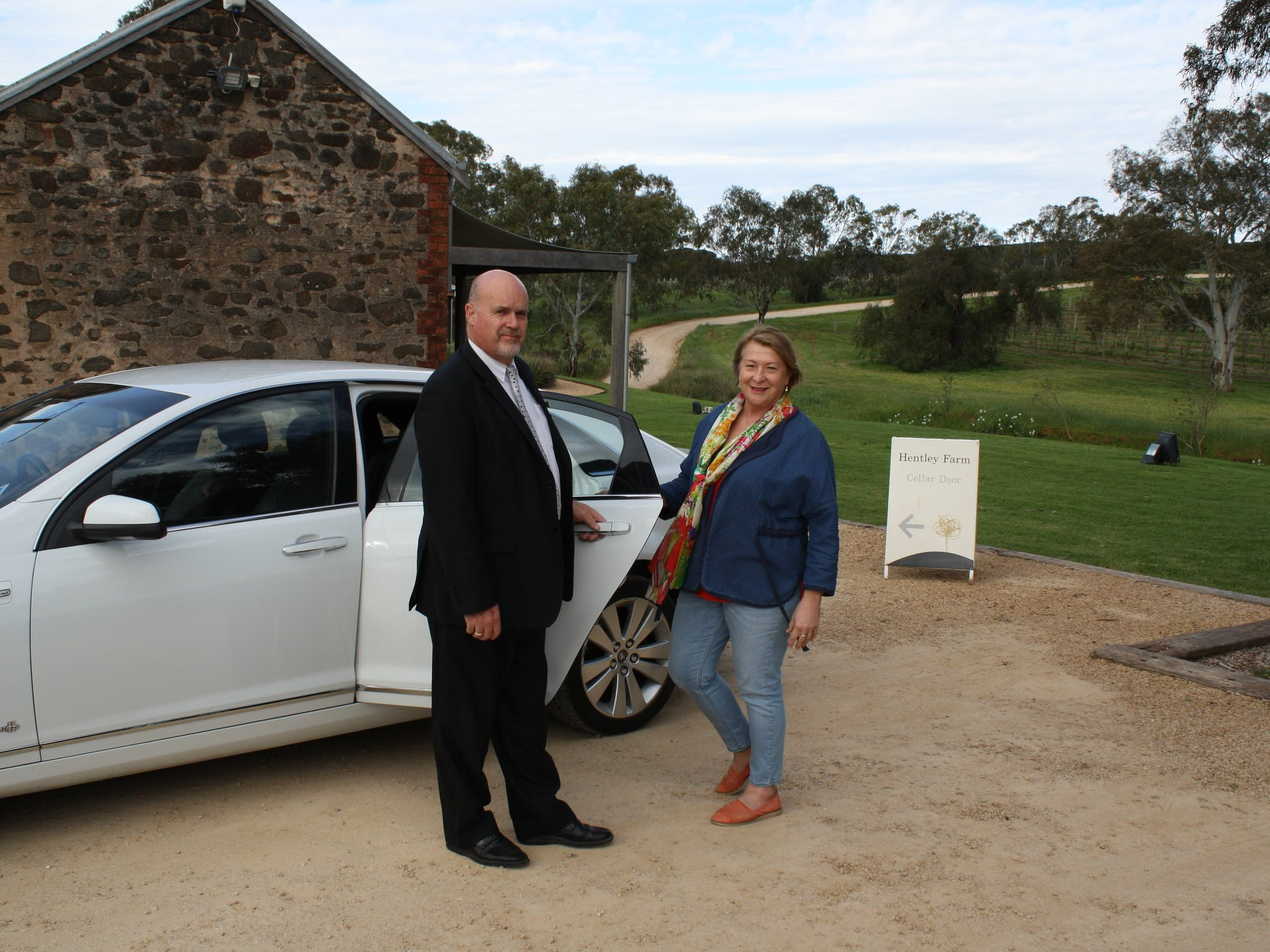 Adelaide Chauffeur and Tours Slider Image 1