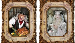 Image of the event 'A Bloody Dickens Christmas'